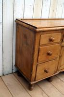 19th Century Pine Dresser Base (10 of 14)