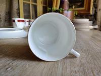 Stylish 22 Piece Coalport Porcelain Coffee Set (8 of 8)