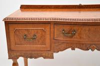 Antique Burr Walnut  Server / Side Table (10 of 11)