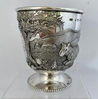 Stunning Irish Silver Beaker - Dublin 1867 (2 of 6)