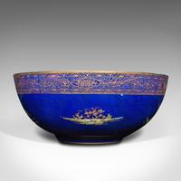 Antique Decorative Fruit Bowl c.1920 (4 of 10)