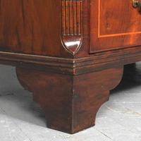 George III Inlaid Walnut Chest of Drawers (11 of 13)