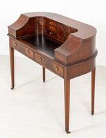 Regency Style Mahogany Carlton House Desk c.1900 (9 of 11)