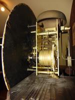 Scottish Georgian Mahogany Longcase Clock - Round Dial (9 of 10)