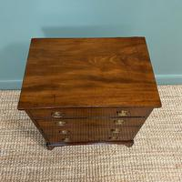 Georgian Mahogany Antique Chest of Drawers (3 of 6)