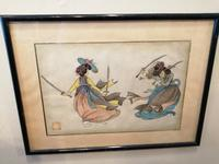 A 19th Century Korean Watercolour (3 of 4)