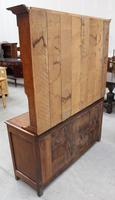 1900's Oak Dresser with Display Rack Good Fruitwood Colour (3 of 5)