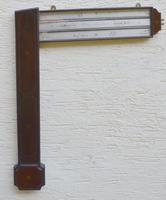 Rare Angle Barometer Aiano of London