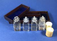Georgian Brassbound Rosewood Medicine Box (8 of 25)