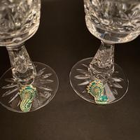 Pair of Waterford 'Kylemore' Port Glasses (2 of 2)