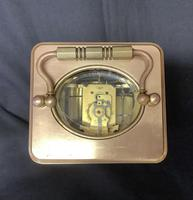 Clock Carriage in Case with Key (4 of 6)
