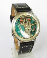 Gents Bulova Accutron Spaceview, 1967 (2 of 4)