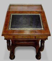 A Walnut Davenport Desk (2 of 5)