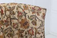 Late 19th Century English Barrel Back Armchair (3 of 6)