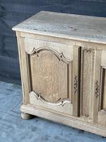 Large French Bleached Oak Enfilade or Sideboard (16 of 19)