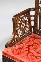 Chippendale Design Armchair - Chinese Period (6 of 6)