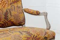 Pair of 1920s French Painted Chairs (5 of 10)