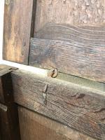 Antique Oak Coffer Blanket Box (9 of 11)