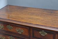 18th Century Country Oak Dresser (11 of 12)