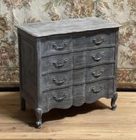 Smaller French Painted Chest of Drawers (2 of 9)