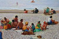 Day at the Seaside by Thomas Pote (3 of 8)