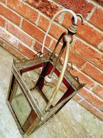 Victorian Stained Glass Lantern (2 of 5)