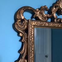 Victorian Gesso Wall Mirror (3 of 19)