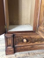 Large Victorian Mahogany Triple Compactum Wardrobe (10 of 11)