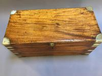 Campaign Camphor Chest Trunk (8 of 11)