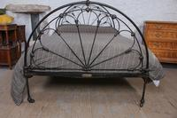 Lovely Very Original Winfield Double Iron Bed (9 of 9)