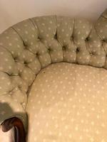 Antique Victorian Sofa Settee Buttonback (4 of 7)