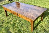 French Cherrywood Coffee Table (4 of 5)