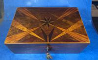 Victorian  Fitted Jewellery Box With Inlay (5 of 15)
