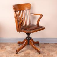 Revolving Office Desk Chair (4 of 13)