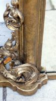 Full Height Victorian Giltwood Pier Mirror / Dressing Mirror (6 of 27)