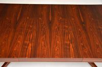 Rosewood Extending Dining Table by Robert Heritage 1960s (7 of 13)