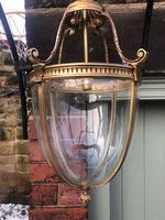 Quality English Gilt Lantern (5 of 7)