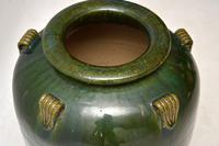 1960's Vintage Large  Ceramic Earthenware Vase (3 of 6)