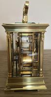 Large Fine Repeat Strike Carriage Clock (8 of 12)