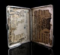 Antique Victorian Silver Card Case, Aesthetic (14 of 16)
