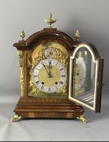R M Schnekenburger Mantle Clock (8 of 8)