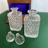 Victorian Mahogany Decanter Box (7 of 7)