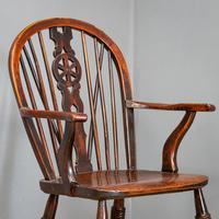 Yew & Elm Windsor Chair (3 of 11)