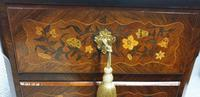 Wonderful Marquetry Semanier Chest of Drawers (3 of 5)