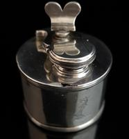 Antique Georgian Silver Travel Inkwell (2 of 13)