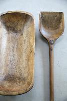 Rustic Dough Trough & Paddle (9 of 12)