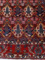 Antique Bakhtiari Rug with Sarv-o-kâdj Design (9 of 14)