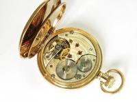 Chronometer Grade Super Prestex Hunter Pocket Watch (3 of 5)