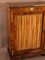 Victorian Walnut Pier Cabinet (3 of 5)