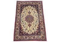 Vintage Isfahan Rug (2 of 10)